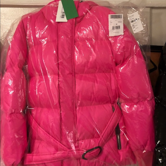 kenzo puffer coat